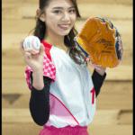 【かわいい】坪井ミサトはいつから野球を?最高速107km!彼氏は?wiki風【ヤクルトスワローズ】